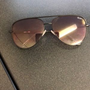 Quay sunglasses aviators
